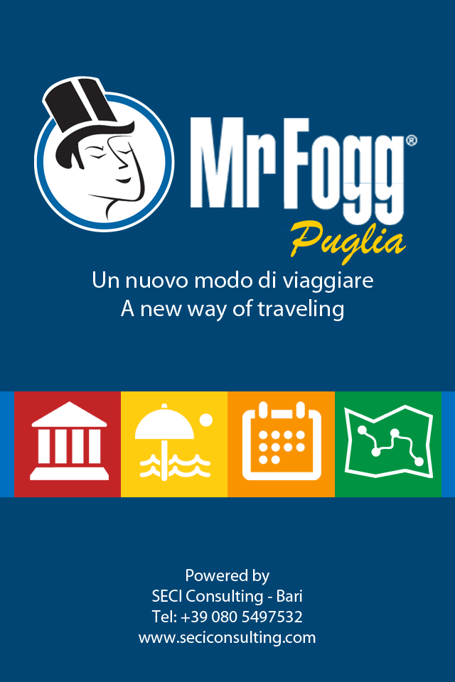 MrFogg Puglia - The city guide on SmartPhone completely FREE