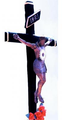 Immagine di Il Crocifisso dell'Auricarro