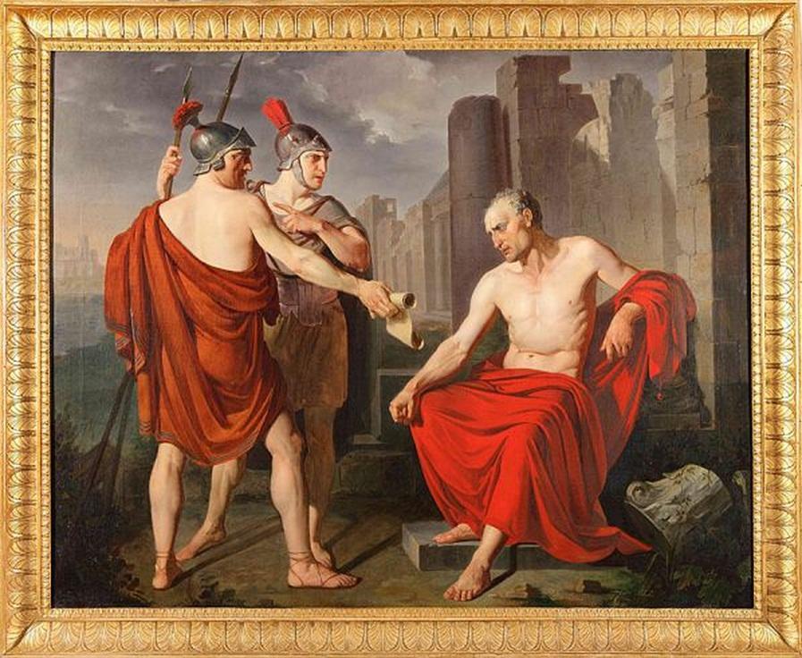 Immagine di Caio Mario alla conquista di Roma