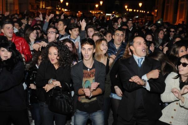 """Immagine di Flash Mob """"Festa dei Capuleti"""""""