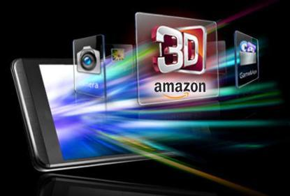Immagine di Smartphone 3D di Amazon