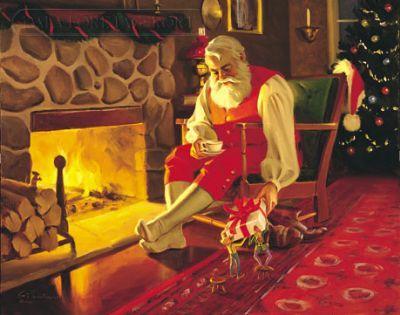 Immagine di Sulle tracce di Babbo Natale