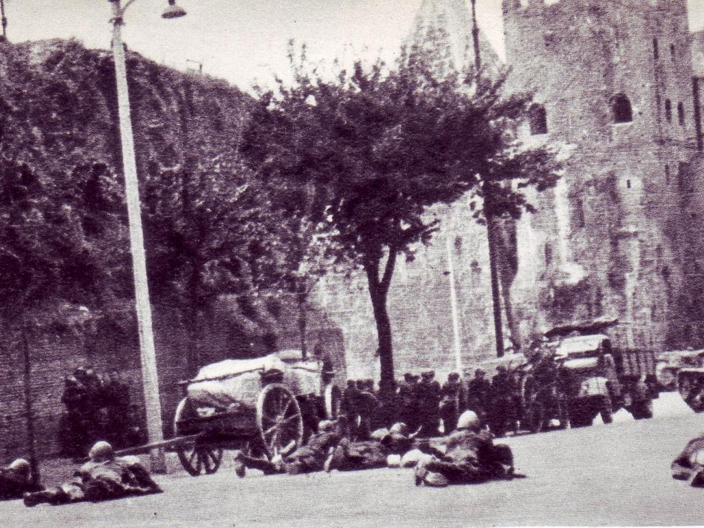 Immagine di 70° anniversario dell'esplosione nel porto di Bari