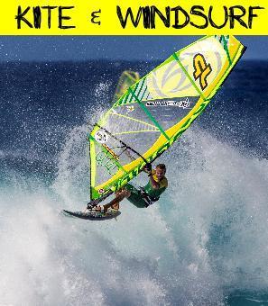 Immagine di Inaugurazione dei due corridoi di lancio per windsurf e kitesurf