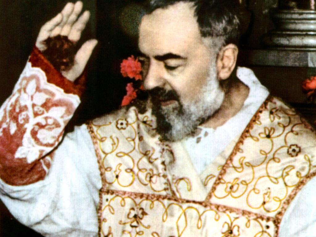 Immagine di Padre Pio in Vaticano: 8-14 Febbraio 2016