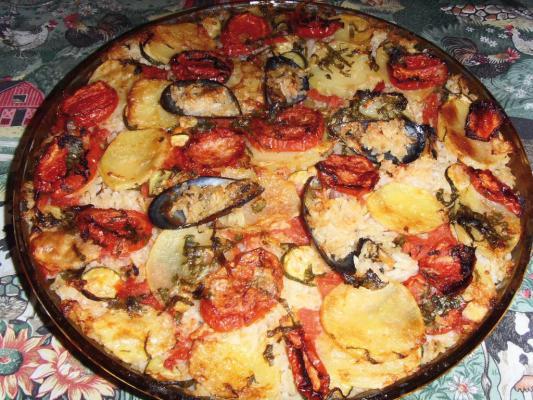 Immagine di L'integralismo celato in riso, patate e cozze