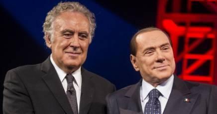 Immagine di Santoro - Berlusconi... Boom di ascolti e le critiche non mancano