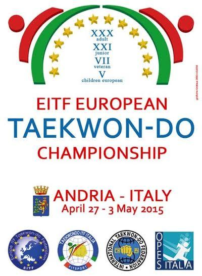 Immagine di Europei di TAEKWON-DO