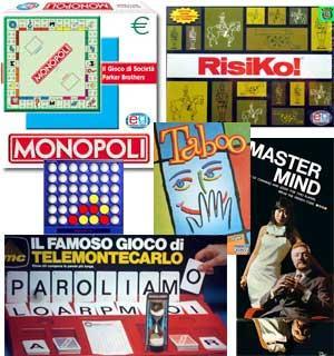 Immagine di Gli intramontabili giochi di società